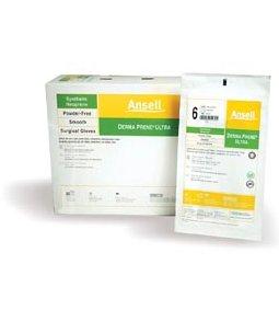 ANSELL DERMA PRENE® ULTRA POWDER-FREE STERILE NON-LATEX NEOPRENE SURGICAL GLOVES