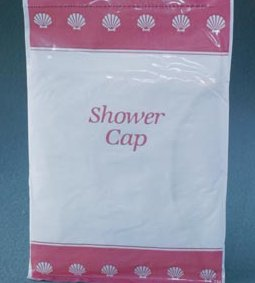 NEW WORLD SHOWER CAP