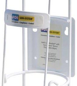 PDI SANI-BRACKET WALL & MOBILE EQUIPMENT ATTACHMENT SYSTEM