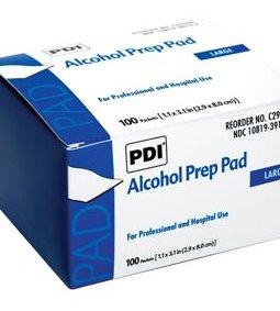 PDI ALCOHOL PADS