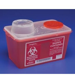 COVIDIEN/KENDALL MONOJECT™ SHARPS CONTAINERS