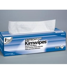 KIMBERLY-CLARK DELICATE TASK WIPES