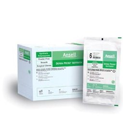 ANSELL ISOTOUCH™ PF SYNTHETIC STERILE SURGICAL GLOVES