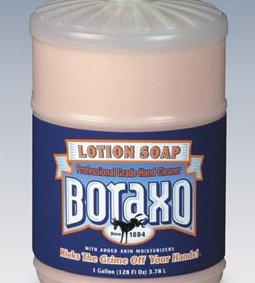 DIAL® BORAXO HEAVY DUTY LIQUID LOTION SOAP