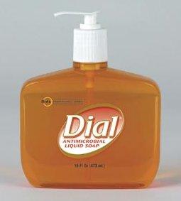 DIAL® GOLD ANTIMICROBIAL LIQUID SOAP