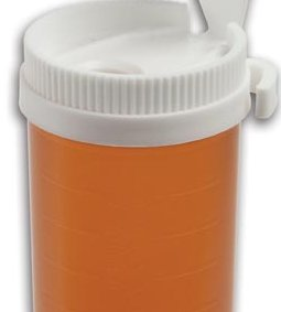 BD TAMPER-TUF™ ORAL MEDICATION CONTAINERS