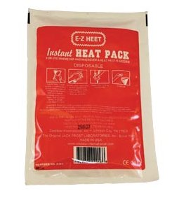 COLDSTAR DISPOSABLE HEAT PACK - INSULATED ONE SIDE