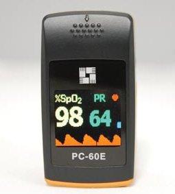 DEVON PC60E ADULT/PEDIATRIC PULSE OXIMETER