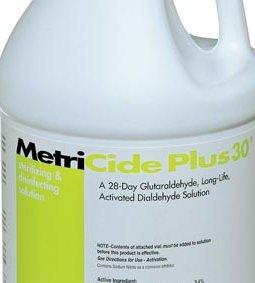 METREX METRICIDE PLUS 30® DISINFECTING SOLUTION