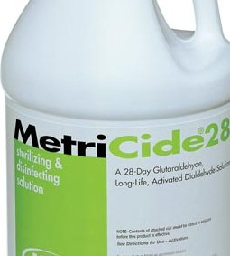 METREX METRICIDE 28® DISINFECTING SOLUTION