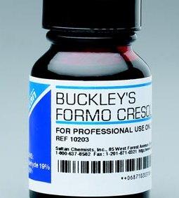 SULTAN BUCKLEY'S FORMO CRESOL