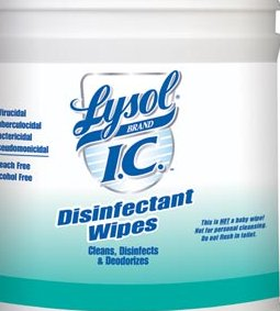 SULTAN LYSOL® I.C.™ BRAND DISINFECTANT WIPES