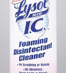 SULTAN PROFESSIONAL LYSOL® BRAND DISINFECTANT FOAM CLEANER