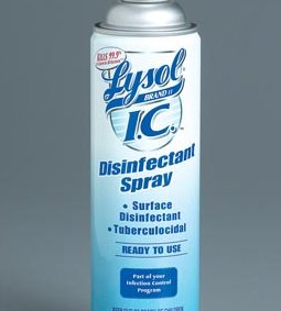 SULTAN PROFESSIONAL LYSOL® BRAND DISINFECTANT SPRAY