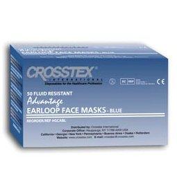 CROSSTEX ADVANTAGE EARLOOP MASK