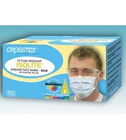 CROSSTEX ISOLITE® EARLOOP MASK