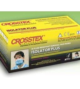 CROSSTEX ISOLATOR® PLUS N95 PARTICULATE RESPIRATOR