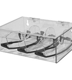 BOWMAN SAFETY GLASS DISPENSER