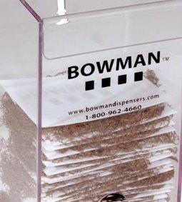 BOWMAN HAIR NET DISPENSER