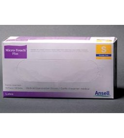 ANSELL MICRO-TOUCH® LATEX POWDER-FREE MEDICAL EXAMINATION GLOVES
