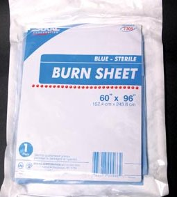 DUKAL BURN SHEET