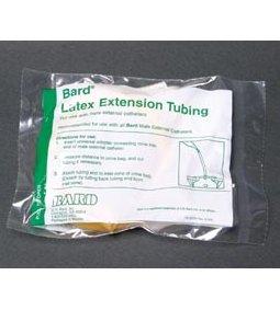BARD LEG BAGS EXTENSION TUBING