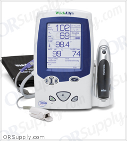 Welch Allyn Spot Vital Signs LXi Blood Pressure Accessories