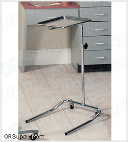 Clinton Stainless Steel Instrument Stand