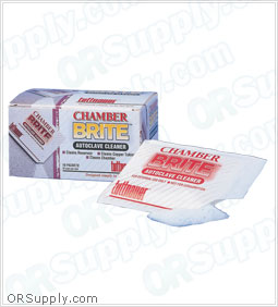 Chamber Brite Powdered Autoclave Cleaner