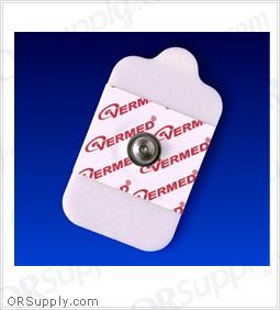 Vermed Rectangular Foam Performance Plus Electrodes