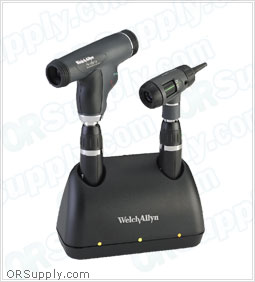 Welch Allyn Diagnostic Instrument Sets with Universal Chargers